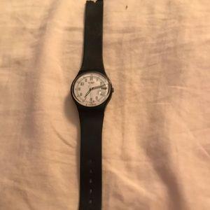 Vintage women's swatch watch